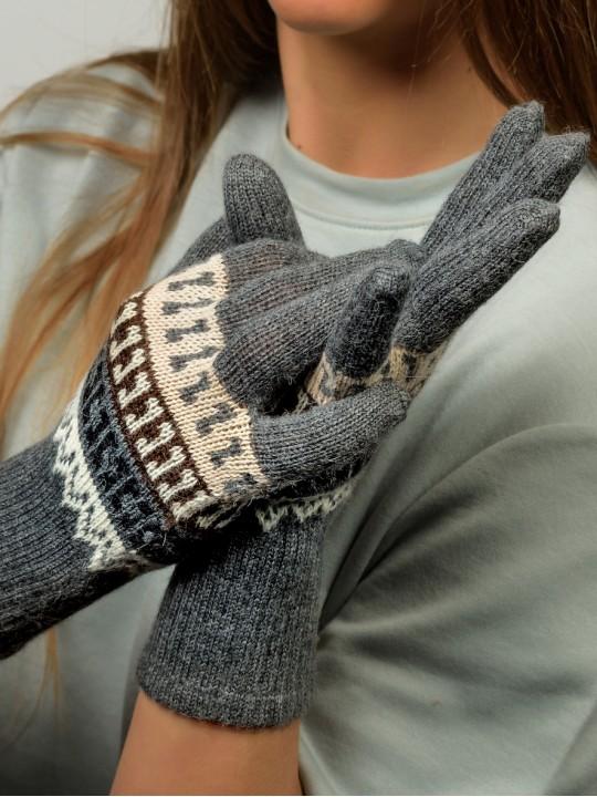 Fingerhandschuhe RUSTIKAL